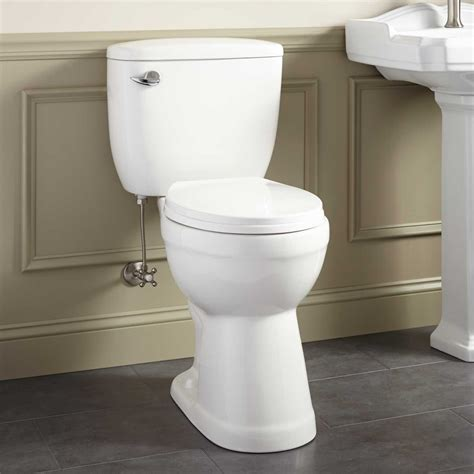 stalnaker siphonic  piece  toilet  seat