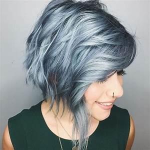 Coupe Courte Avec Meche : coiffure homme meche bleu ~ Nature-et-papiers.com Idées de Décoration