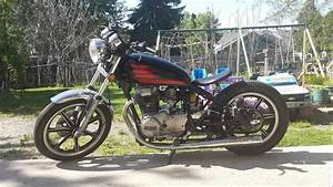 New Bobber Build 81 Yamaha Xs400 Special