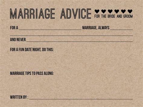 25+ Best Ideas About Bridal Shower Advice On Pinterest