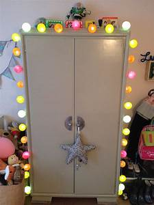 Petite Guirlande Lumineuse : chambre petite fille deco 7 guirlande lumineuse de d233coration cgrio ~ Teatrodelosmanantiales.com Idées de Décoration