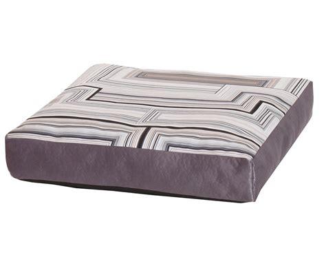 divanetti per cani materassino per cani grandi black stripes cuccia per