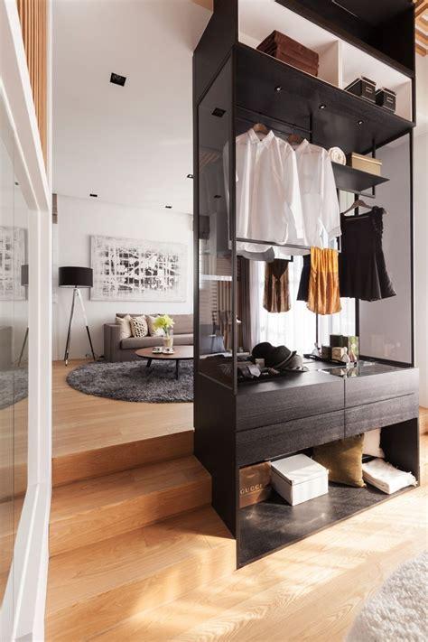 modern bathroom design home deco open wardrobe hotel