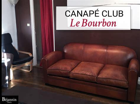 canapé cuir pleine fleur haut de gamme canapé cuir 3 places le bourbon canapé cuir
