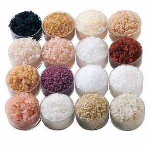 Sea Salts vs White Table Salt - Allergies & Your Gut