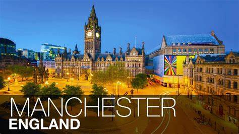 Manchester city brought to you by Your Guide to the City of Manchester - ClickTravelTips