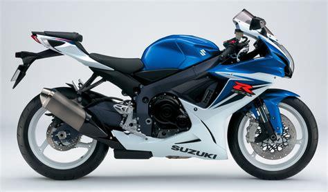 Suzuki R600 by 2011 Suzuki Gsx R600