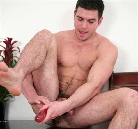 check out the new paddy o brian dildo play video