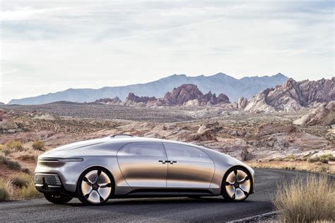 2018 Mercedes Benz F 015 Luxury In Motion Supercarsnet