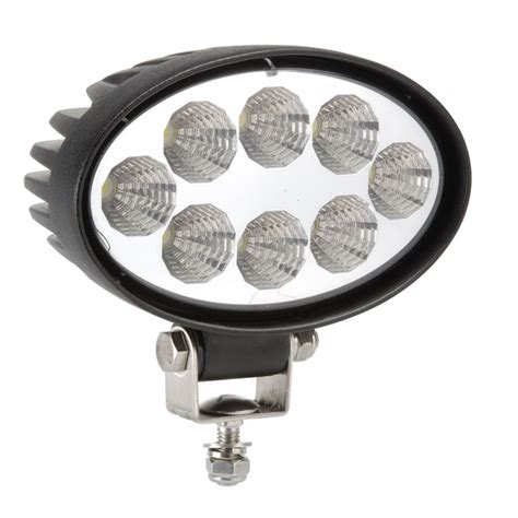 impactled 24w oval led work l 12v or 24v