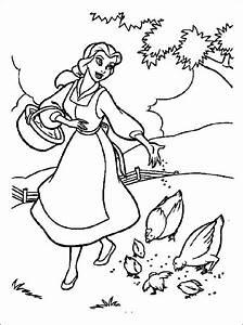 Imagenes De Princesas Para Colorear 40 Plantillas Disney Para Pintar Veintipico