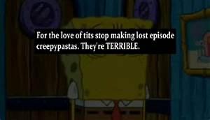 Creepypasta Confessions