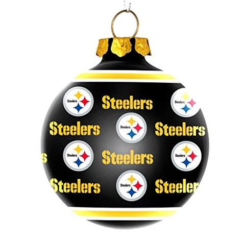 pittsburgh steelers christmas ornament christmas steelers
