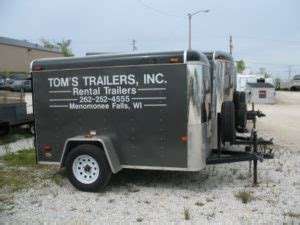 Boat Trailer Rental Milwaukee by Home Tom S Trailers