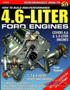 How To Build High Performance Ford Engine 4 6 5 4 Liter