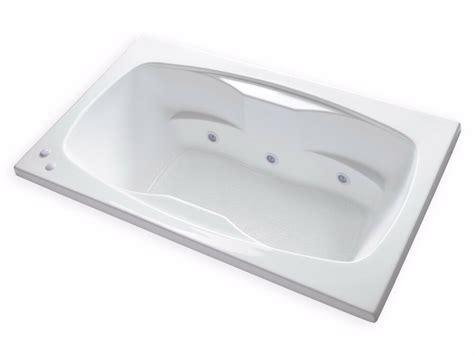 6 bath tub carver tubs ar7242 jetted whirlpool bathtub w 6 jets