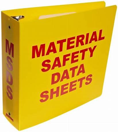 Msds Sheets Safety Material Data Sds Binder