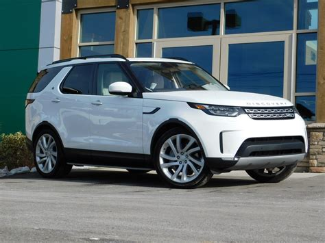 Land Rover 2019 by New 2019 Land Rover Discovery Hse Luxury Sport Utility In