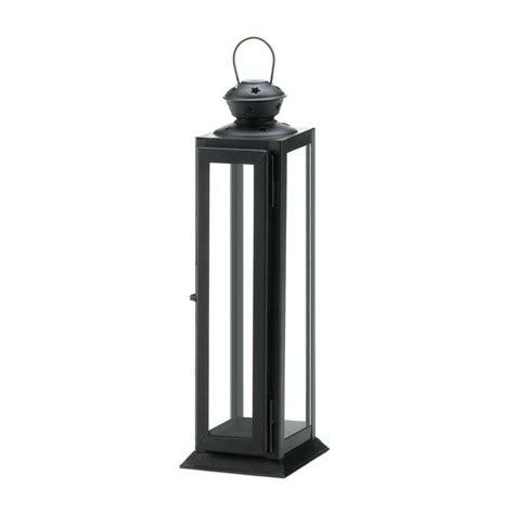decorative outdoor lanterns black candle lantern decorative outdoor metal candle