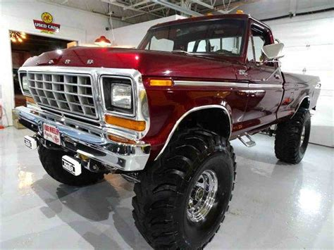 1979 ford f250 for sale classiccars cc 1030586