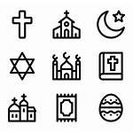 Religion Iconos Transparent Icon Packs Christianity Font
