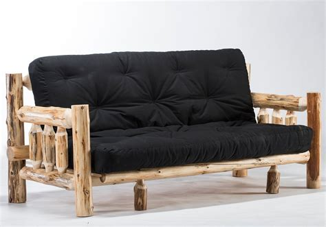 30980 log furniture place modernist rustic log sleeper sofa okaycreations net