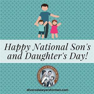 Happy National ... Daughters Day