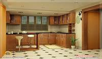 home interior designs Beautiful 3D interior designs - Kerala home design and ...