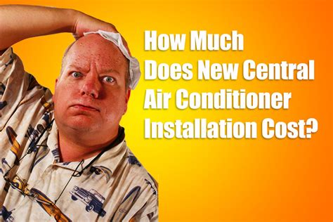 How Much Does A Replacement Central Air Conditioner Cost?  Pickerington Heating & Cooling