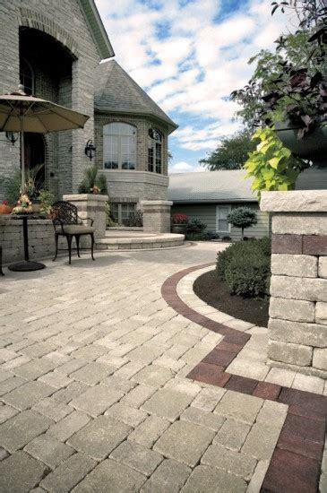 cost of unilock pavers photos