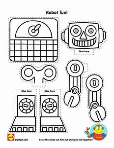 15 must see kids activity sheets pins kidz page mazes With see a robot workout