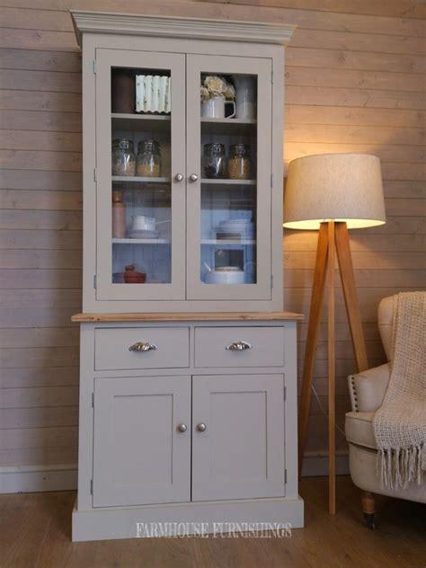 Handmade Solid Pine 3ft Shaker Style Welsh Dresser, Small