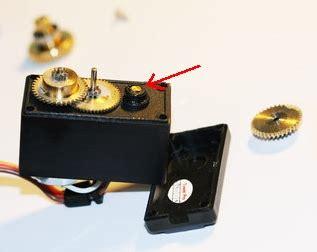 Fingertech Robotics How Hxtk Continuous Rotation Mod