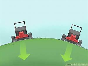 How To Mow A Lawn  With Pictures