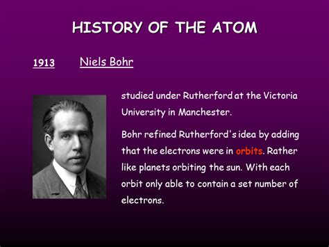 atomic structure history   atom  chemistry
