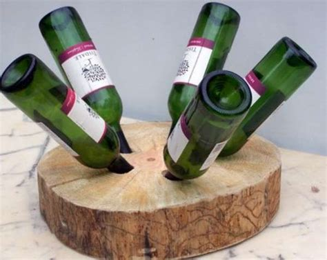 tree wine rack arboreal wine racks tree stump wine rack