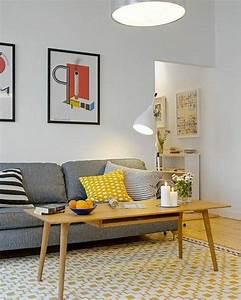 quel tapis choisir pour le salon canape gris avec coussins With tapis d entrée avec canapé avec gros coussins