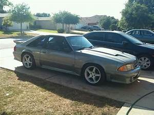 My first mustang 90 gt 5.0 still regret selling her : Mustang