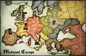 Medieval Europe | Medieval history, Medieval life, Europe map
