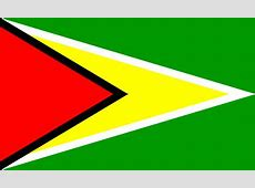 Drapeau du pays Guyane