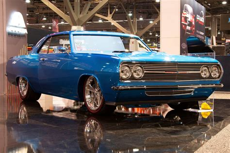 The 2020 SEMA Show will not be taking place as planned ...