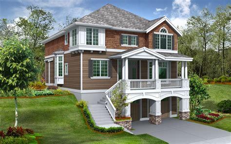 nice  sq ft house plans  basement house  design