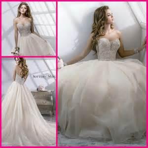 Designer Ball Gown Wedding Dresses