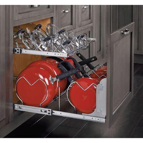 storage cookware solutions cabinet organizers kitchen organizer
