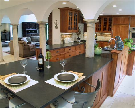 Pleasing Granite Countertop Alternatives With Tile Floor. Arizona Kitchens. Vintage Kitchen Appliance For Sale. Repair Leaking Kitchen Faucet. What Are Ikea Kitchen Cabinets Made Of. Commercial Kitchen Appliances For Home. Kitchen Cabinet Crown Molding Installation. Lazy Kitchen. Half Wall Kitchen