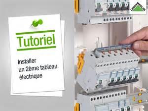 Armoire De Distribution Electrique Hager by Comment Installer Un 2 232 Me Tableau 233 Lectrique Youtube