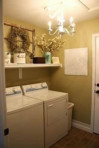Laundry, Room, Decorating, Ideas, Wall, Art, 21