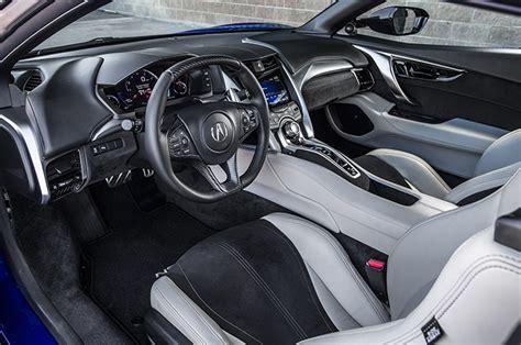 2018 Acura Nsx Type R New Concept