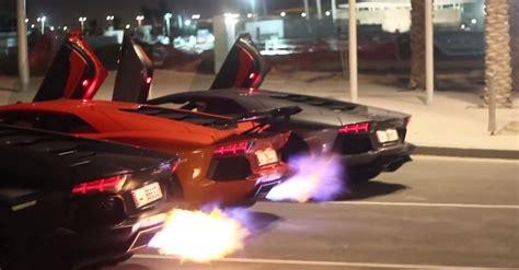 Lamborghini Aventador Fire War, Size