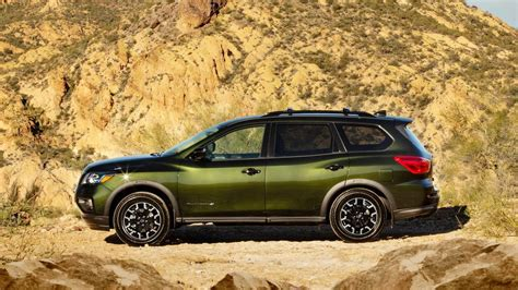 Nissan Rock by Nissan Pathfinder получил пакет Rock Creek Edition